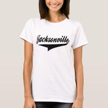 USA Themed Jacksonville T-Shirt