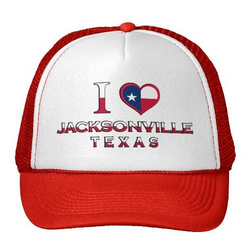 Jacksonville, Texas Mesh Hats