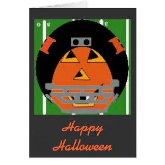 jackstarofootballdesign, Happy Halloween Card