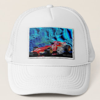 JACKY's TALK MONOPOSTO - digitally kind JL Glineur Trucker Hat
