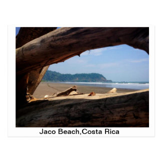Jaco Beach ,Costa Rica Postcard