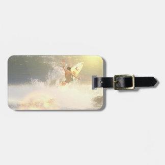 Jaco Surfer Luggage Tag