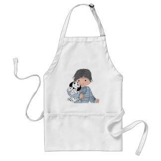 jacob-3 adult apron