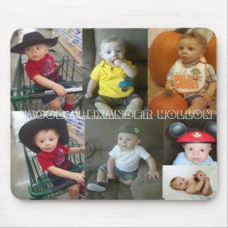Jacob Alexander Hollon Mousepad