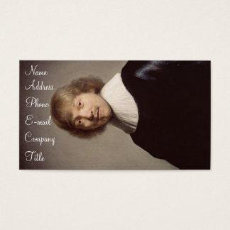 'Jacob de Gheyn III' Business Card