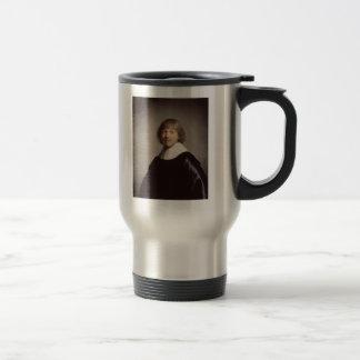 'Jacob de Gheyn III' Travel Mug