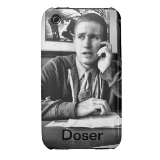 Jacob Doser iPhone 3GS Case iPhone 3 Cover
