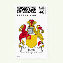 Jacob Family Crest Stamps