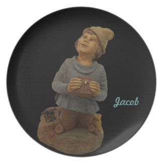 JACOB-GIFT FOR MOTHER-9 Ky. BG VALLEY ELF PLATE