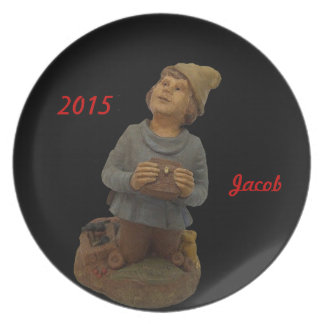 JACOB-GIFT FOR MOTHER KY. BG VALLEY ELF 2015 PLATE
