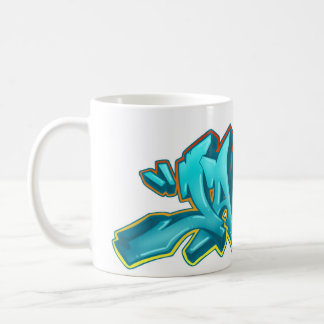 JACOB graffiti name - Coffee Mug