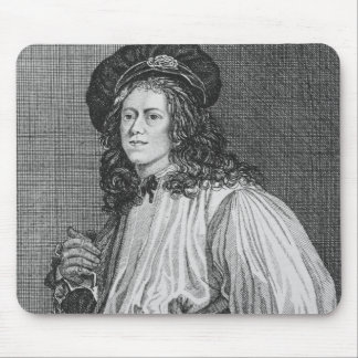 Jacob Hall, the famous Rope Dancer, 1792 Mouse Pad