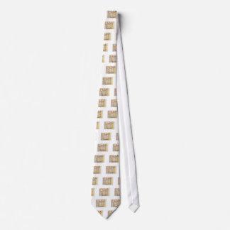 Jacob in Hebrew Neck Tie
