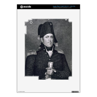 Jacob Jennings Brown (1775-1828) engraved by Asher Decals For iPad 3