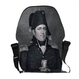 Jacob Jennings Brown (1775-1828) engraved by Asher Messenger Bag