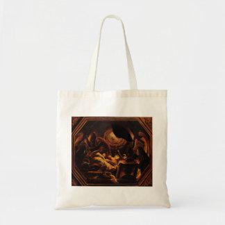 Jacob Jordaens- Love of Cupid and Psyche Tote Bags