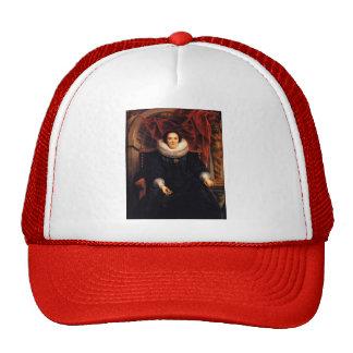Jacob Jordaens- Portrait of Catharina Behaghel Trucker Hat