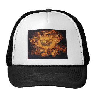 Jacob Jordaens- Psyche hosted on Olympus Hats