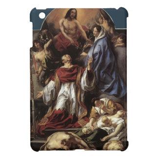 Jacob Jordaens- St. Charles Cares Plague Victims iPad Mini Case