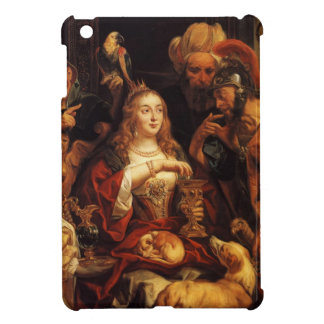 Jacob Jordaens- The Banquet of Cleopatra Cover For The iPad Mini