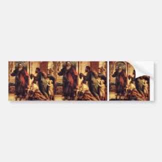 Jacob Jordaens- Usury is a great evil Bumper Stickers