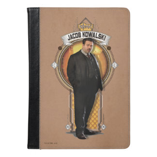 Jacob Kowalski Art Deco Panel iPad Air Case