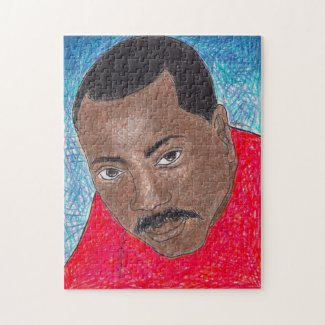 Jacob Lawrence Puzzle by Alicia L. McDaniel