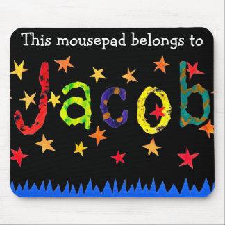 'Jacob' Mousepad