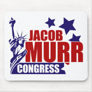 Jacob Murr for Congress Mouse Pads