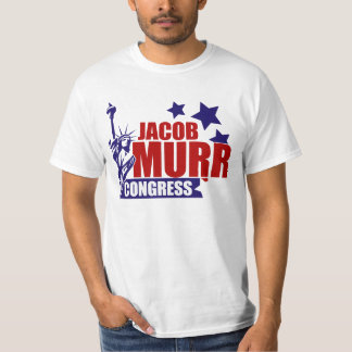 Jacob Murr for Congress T-Shirt