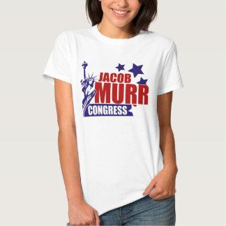 Jacob Murr for Congress Tshirt