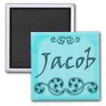Jacob Ornamental Magnet