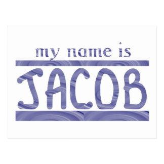 Jacob Postcard