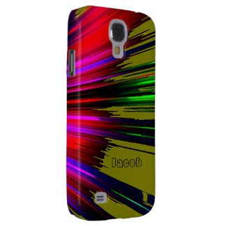 Jacob Red and Green Samsung Galaxy s4 cover
