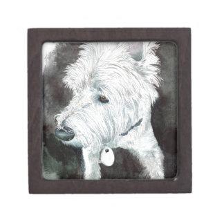 Jacob the Westie Gift Box