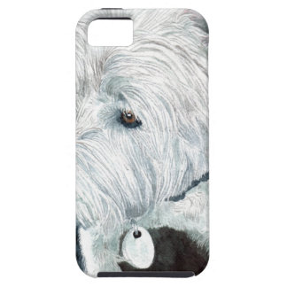 Jacob the Westie iPhone SE/5/5s Case