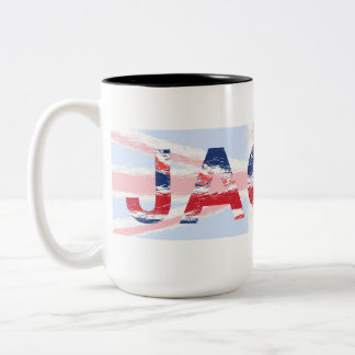Jacob Two-Tone Coffee Mug
