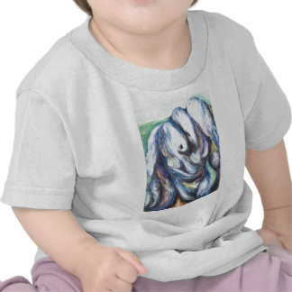 Jacob wrestling with the angel 2 t shirts