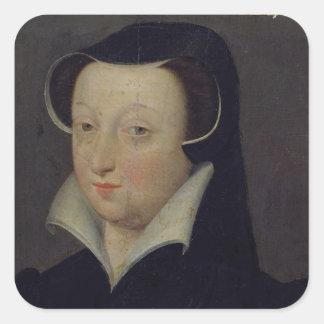 Jacoba de Rohan, Duchesse de Longueville Pegatina Cuadrada