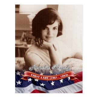Jacoba Kennedy, primera señora de los E.E.U.U. Postal