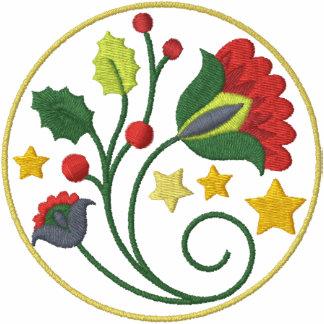 Jacobean Christmas Circle