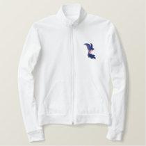 Jacobean Hummingbird Jackets
