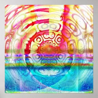 Jacobian Sunrise 1.1 Poster