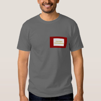 Jacobite flag t shirt