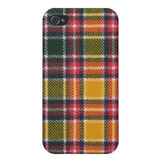 Jacobite Modern Tartan iPhone 4 Case