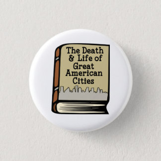 Jacobs Death & Life of Great American Cities Pin