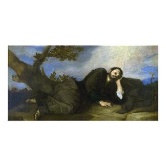 Jacob's Dream by José de Ribera Photo Card