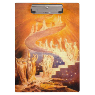 Jacob's Dream By William Blake Clipboard