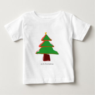 jacobs first christmas baby T-Shirt