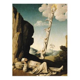 Jacob's Ladder, c.1490 Postcard